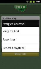 Taxa app favorit